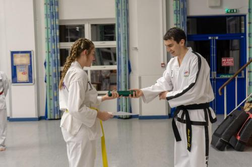 Moving to Green Belt